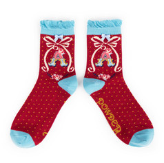 OUT OF STOCK Alphabet Socks: 'A' £7.99