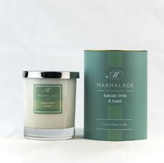 Tuscan Lime & Basil Candle £21.99