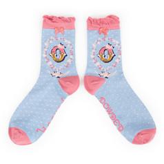 Alphabet Socks: 'O' £7.99