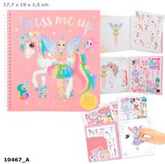 Ylvi and the Minimoomis Dress Me Up sticker book £5.99