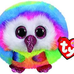 TY Owen Owl Puffie £3.75