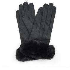 Black Suede Gloves £12.99
