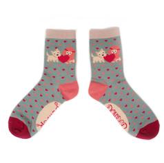 Powder Puppy Love Socks £7.99