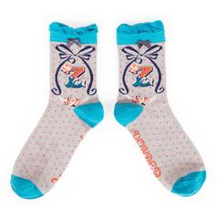 BACK IN STOCK SOON Alphabet Socks: 'Z' £7.99