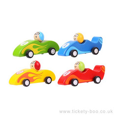 Pull Back Hot Rods £3.99