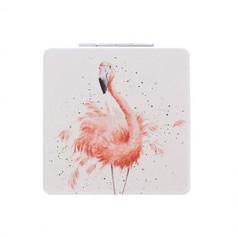 Wrendale Flamingo Compact Mirror £9.99