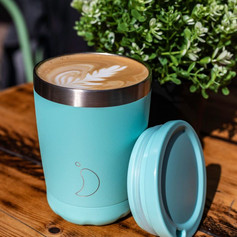 OUT OF STOCK Pastel Green Chilly Coffee Cup 19.99
