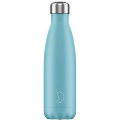 500ml Pastel Blue Chilly Bottle £19.99