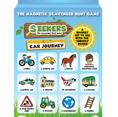 Seekers Add on Pack - Car Journey £7.99