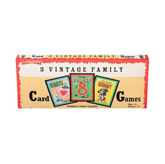 Vintage Family Card Games £7.50