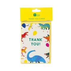 Dinosaur Thank You Cards £