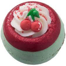 Cherry on Top Bath Bomb £2.99