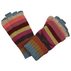 Fingerless Gloves: Sparkle Stripe £13.99
