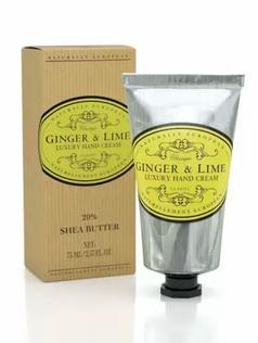 Ginger & Lime Luxury Handcreams