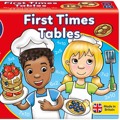 First Times Tables £7.99