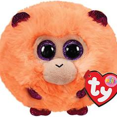 TY Coconut Monkey Puffie £3.75