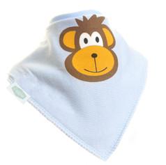 Single Monkey Dribble Bib 3.99