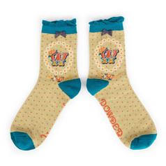 Alphabet Socks: 'W' £7.99