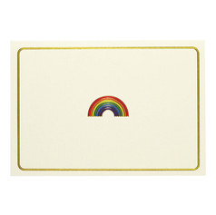 OUT OF STOCK Peter Pauper Press Rainbow Notecards £8.50