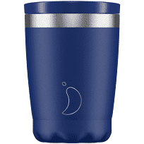 OUT OF STOCK Dark Blue Chilly Coffee Cup £19.99