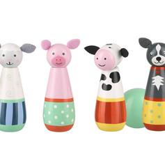 Farm Animal Skittles £15.99