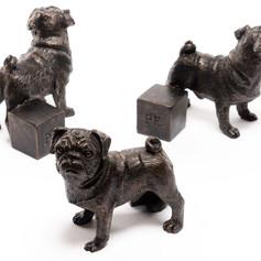 Pug Pot Feet £22.99
