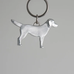 Pewter Keyring Dog £13.99