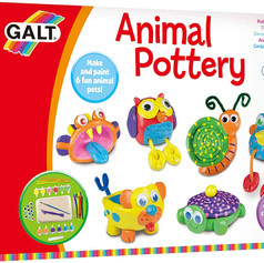 Animal Pottery £12.99