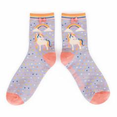 Powder Unicorn Socks £7.99
