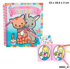 Princess Mimi Glitter Book £6.25