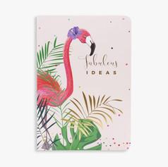 Belly Button Designs Fabulous Ideas Notebook £6.99