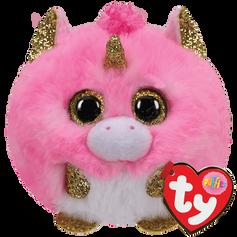 TY Fantasia Unicorn Puffie 3.75