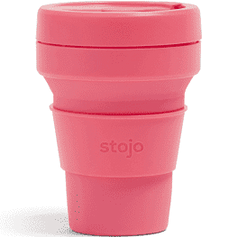Pink Stojo Collapsible Cup £11.99