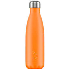 500ml Neon Orange Chilly Bottle £19.99