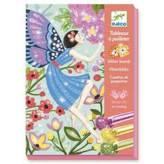 Djeco Glitter Boards Fairies £14.99