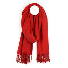 Red Tassel Scarf £22.99