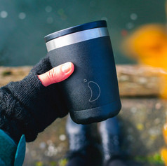 Black Chilly Coffee Cup £19.99