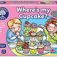 Where's My Cupcake? £7.99