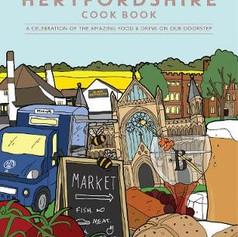 Hertforshire Cookbook £14.95