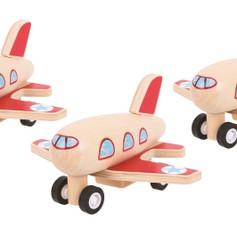 Pull Back Wooden Plane £4.25