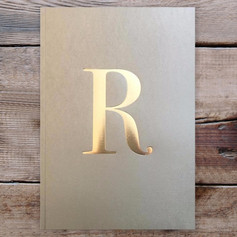 Letters of the Alphabet notebooks £9.99