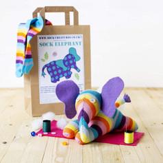 Sock Elephant £9.99