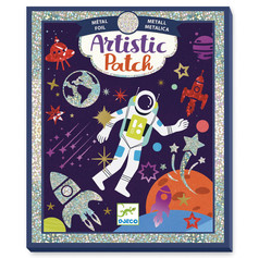Low on stock- Djeco Artistic Patch Cosmos £10.99