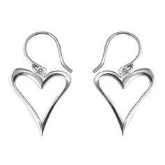 CME Large Heart Drops £10.99