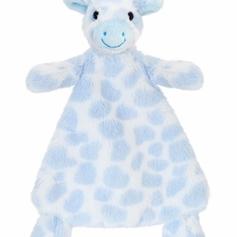 Blue Giraffe Comforter £6.99