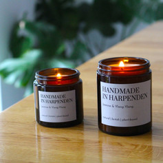 Handmade in Harpenden Jasmine & Ylang Ylang