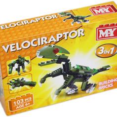 Velociraptor £4.25