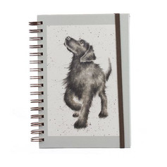 A5 Dog Lined Notebook £6.99