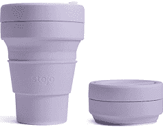 Lilac Stojo Collapsible Cup £11.99