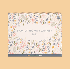 Family Weekly Planner now £7.19 reduced from £11.99